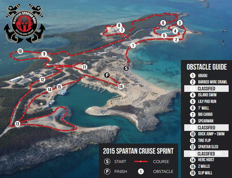 Spartan Cruise – Race Preview | OCR NATION