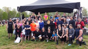 AFBC Mud Runners Team