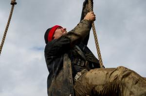 joe rope climb