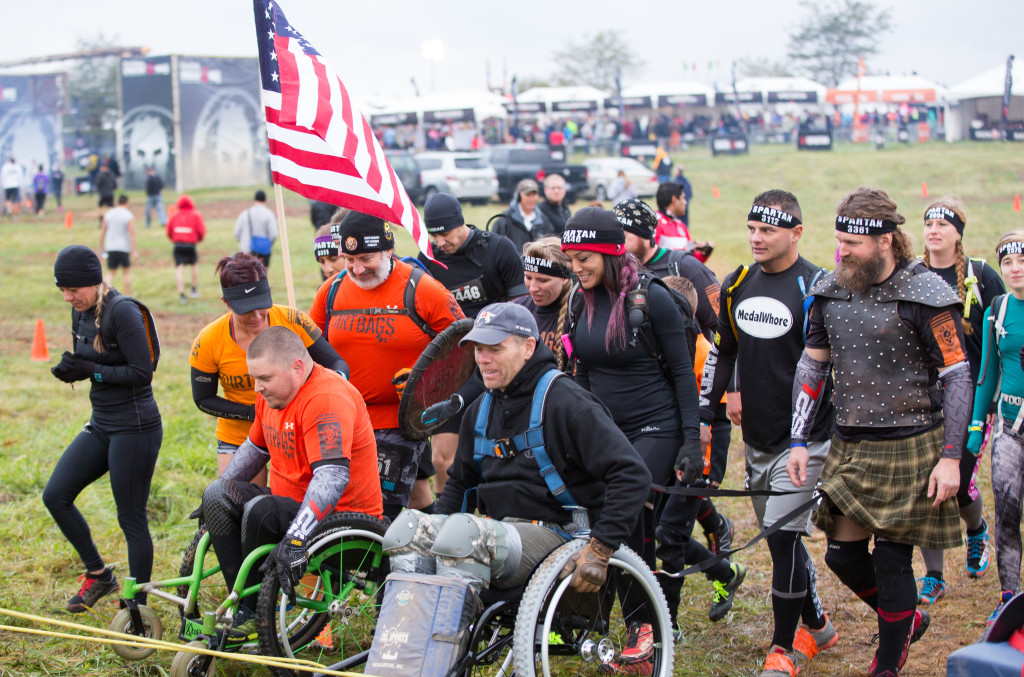 joe wheelchair challenge